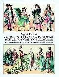 Racinet's Full Color Pictorial History of Western Costume