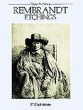 Rembrandt Etchings 57 Illustrations