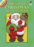 Little Christmas Activity Book