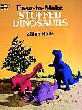 Easy-To-Make Stuffed Dinosaurs