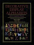 Decorative Display Alphabets 100 Complete Fonts
