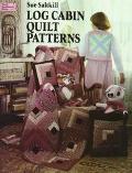 Log Cabin Quilt Patterns - Sue Saltkill - Paperback