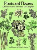 Plants and Flowers 1,761 Illustrations for Artists and Designers