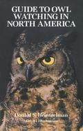 Guide to Owl Watching in North America - Donald S. Heintzelman - Paperback - REVISED