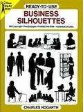 Ready-To-Use Business Silhouettes 96 Copyright-Free Designs, Printed One Side, Hundreds of Uses