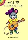 Mouse Sticker Paper Doll