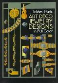 Art Deco Jewelry Designs in Full Color
