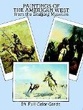 Paintings of the American West from the Eiteljorg Museum 24 Full-Color Postcards