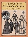 Butterick's 1892 Metropolitan Fashions - The Butterick Publishing Co. - Paperback - REPRINT