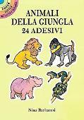Animali Della Giungla Jungle Animal / Italian