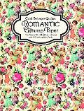 Romantic Giftwrap Paper/2 Sheets With 3 Matching Gift Cards