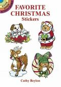 Favorite Christmas Stickers