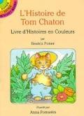 L'Histoire De Tom Chaton: Livre D'Histoires En Couleurs (Dover Little Activity Books) (Frenc...