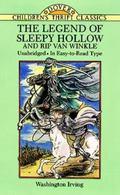 Legend of Sleepy Hollow and Rip Van Winkle And, Rip Van Winkle