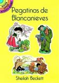Pegatinas De Blancanieves Snow White in Spanish