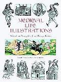 Medieval Life Illustrations