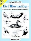 Ready-To-Use Bird Illustrations 98 Different Copyright-Free Designs Printed One Side
