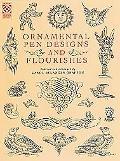 Ornamental Pen Designs and Flourishes