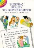Sleeping Beauty Sticker Storybook