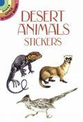 Desert Animals Stickers