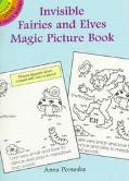 Invisible Fairies and Elves Magic Picture Book