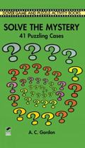 Solve the Mystery 41 Puzzling Cases