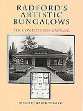 Radford's Artistic Bungalows The Complete 1908 Catalog