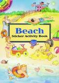 Beach Sticker Activity Book
