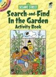 Sesame Street Search-and-Find In the Garden Activity Book (English and English Edition)