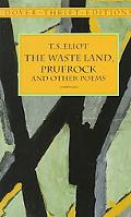 Waste Land, Prufrock and Other Poems