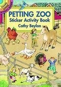 Petting Zoo Sticker Activity Book