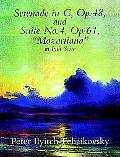 Serenade in C, Op. 48 and Suite No. 4, Op. 61