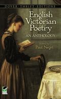 English Victorian Poetry An Anthology