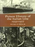 Picture History of the Italian Line, 1932-1977
