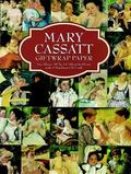Mary Cassatt Giftwrap Paper 2 Sheets With 3 Matching Gift Cards