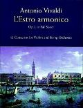 L'Estro Armonico, Op. 3, in Full Score 12 Concertos for Violins and String Orchestra