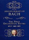Four Orchestral Suites Bwv 1066-1069