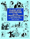 Classic Spot Illustrations from the Twenties and Thirties