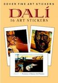 Dali 16 Art Stickers