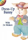 Dress-Up Bunny With 24 Stickers