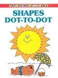 Shapes Dot-To-Dot