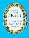 Symphonies Nos. 1-21 in Full Score