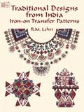 Traditional Designs from India Iron-On Transfer Patterns