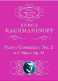 Piano Concerto No. 2 In C Minor, Op. 8