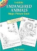 Invisible Endangered Animals Magic Picture Book