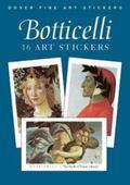 Botticelli 16 Art Stickers