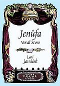 Jenufa Vocal Score