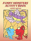 Funny Monsters Activity Book
