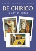 De Chirico 16 Art Stickers