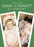 Twelve Mary Cassatt Bookmarks